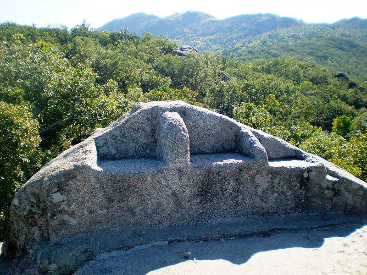 Silla de Felipe II - 25 km