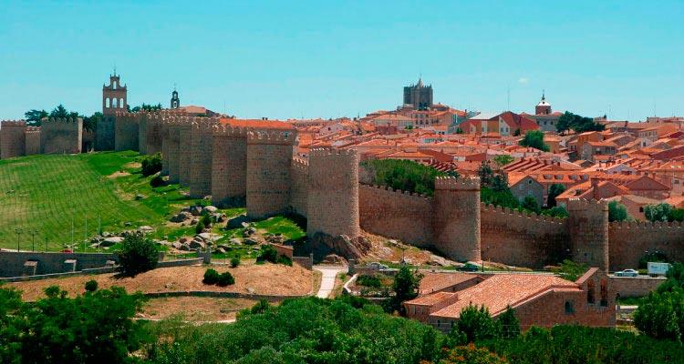 Murallas de Ávila - 36 km